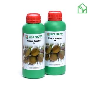 kókusz növénytáp, bio nova, coco