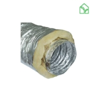 insulated ducting, isolated tube, insulated vent pipe