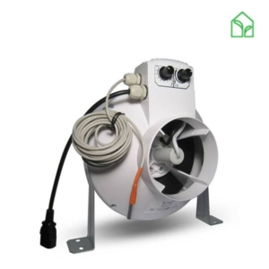 dimmable duct fan, duct fan with thermostat, inline fan, duct fan, extraction fan