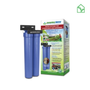 water cleaner, water filter, growmax, water purification