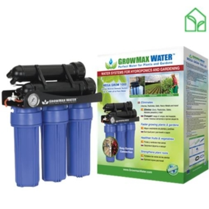 water filter, growmax, water purification, water cleaner