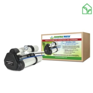 water cleaner, water purification, reverse osmosis, water filter, growmax