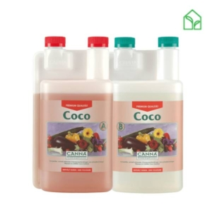 coco plant fertiliser, coconut nutrients, canna coco
