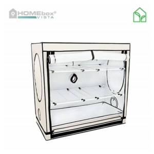 grow tent, grow box, propagation tent, homebox, Homebox Vista