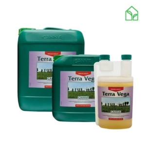 plant fertiliser, plant nutrients, plant feed, fertiliser for soil cultivation, canna terra