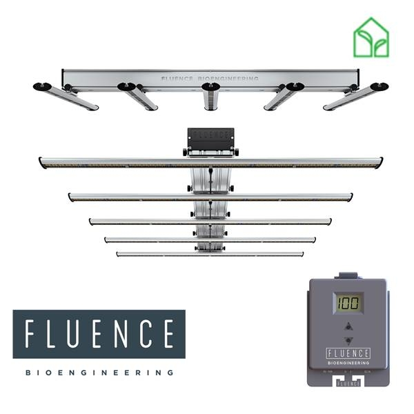 Fluence SPYDR grow LED