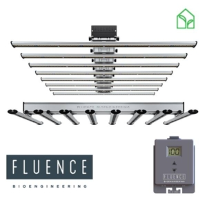 fluence, horticulture led, grow led, industrial led, led grow light, grow led lamp