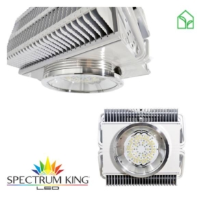 horticultural led lamp, grow led, led grow light, industial grow led, spectrum king