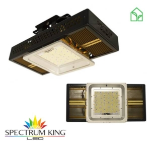 horticulture led, industrial grow led, spectrum king, led grow light,