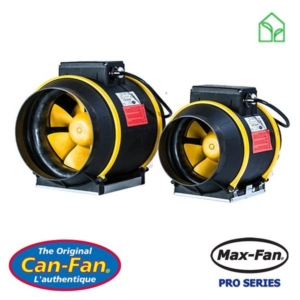 inline fan, duct fan, inline vent, can-fan, can fan pro