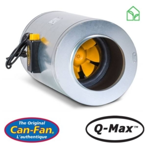can fan, inline fan, duct fan, sound insulated fan, silencer fan, silent fan, silent vent