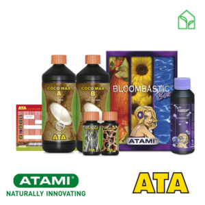 coco nutrients, coco grow medium, coco starter box, Atami bloombastic coco