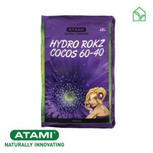 Hydro rokz cocos, clay pebbles, coco medium, Atami