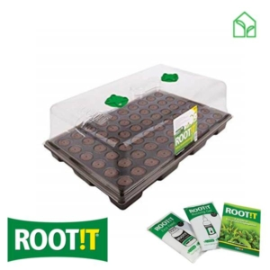 propagator, mini greenhouse, propagation, planting discs