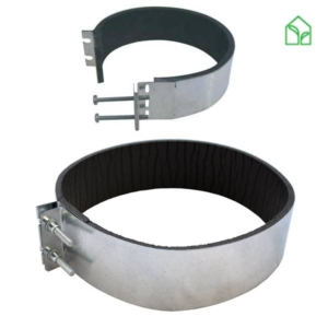 fast clamp, pipe clamp, vent clamp, filter clamp