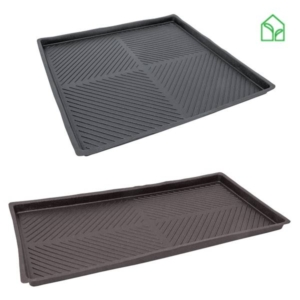 flexible tray, potting tray, plant tray, growing tray, greenhouse tray