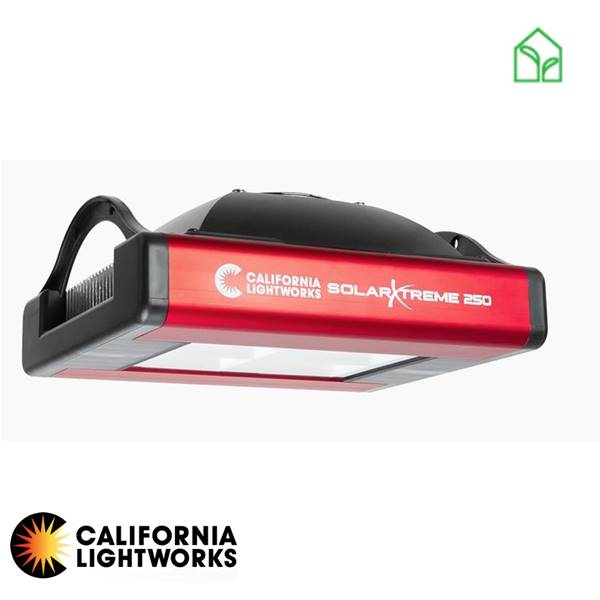 California Lightworks SolarXtreme COB LED grow lamp