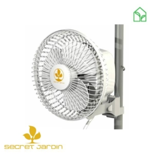 clip on fan, monkey fan, Secret Jardin fan, small fan, indoor fan, oscillating fan