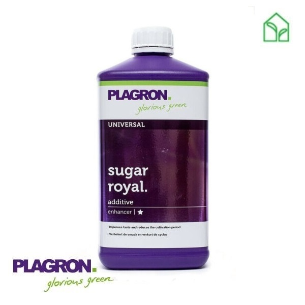 Playgrowned Plagron Sugar Royal ízfokozó