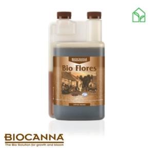BioCanna Bio Flores virágzás serkentő, biocanna, szerves növénytáp, bio növénytáp, organikus növénytáp, növénytáp virágzásra