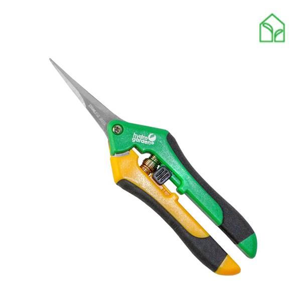 Precision curved blade pruner precíziós trimmelő olló Hydrogarden trimmelő olló - trim scissors, trimmelő olló